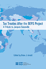 Tax Treaties After the BEPS Project