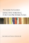 Effective Writing for Tax Professionals