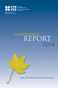 2018 Conference Report
