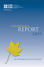 2019 Conference Report